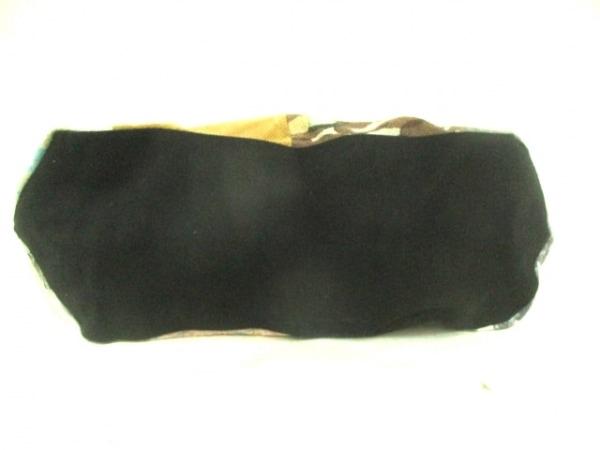 ミナペルホネン トートバッグ 白×ライトグレー×マルチ パッチワーク