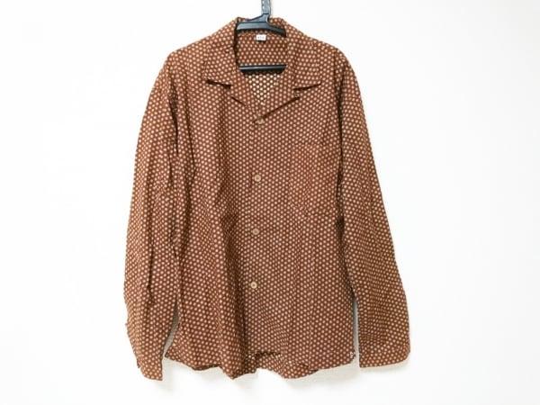 45rpm(フォーティーファイブアールピーエム) 長袖シャツ サイズ3 L メンズ美品