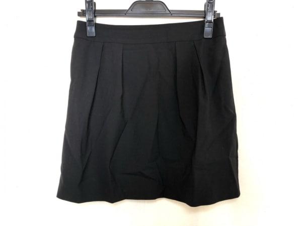 theory(セオリー) スカート サイズ2 S レディース美品  黒