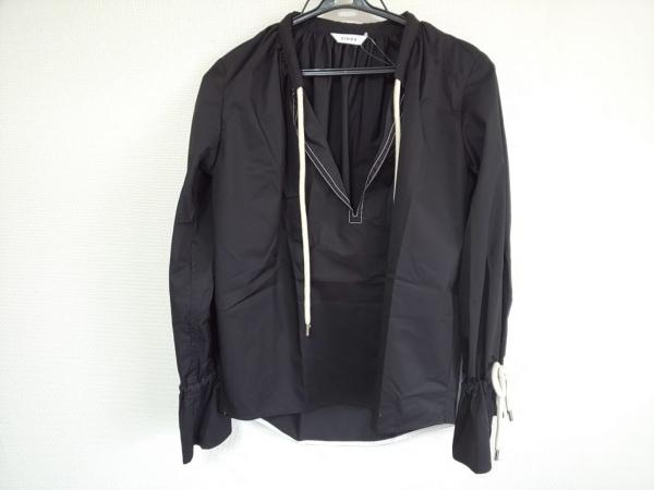 CINOH(チノ) 長袖カットソー レディース美品  黒