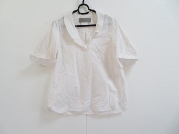 ザシークレットクローゼット 半袖シャツブラウス サイズ1 S レディース 白