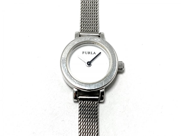 FURLA(フルラ) 腕時計 - レディース 白