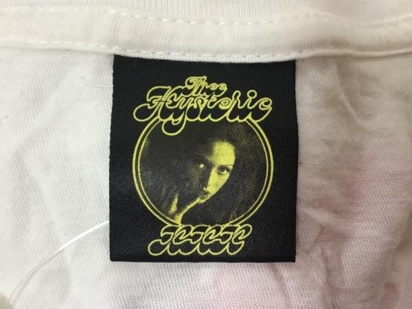 ジーヒステリック トリプルエックス 長袖Tシャツ サイズS メンズ スカル