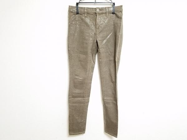 J Brand(ジェイブランド) パンツ サイズ27 M レディース美品  ブラウン