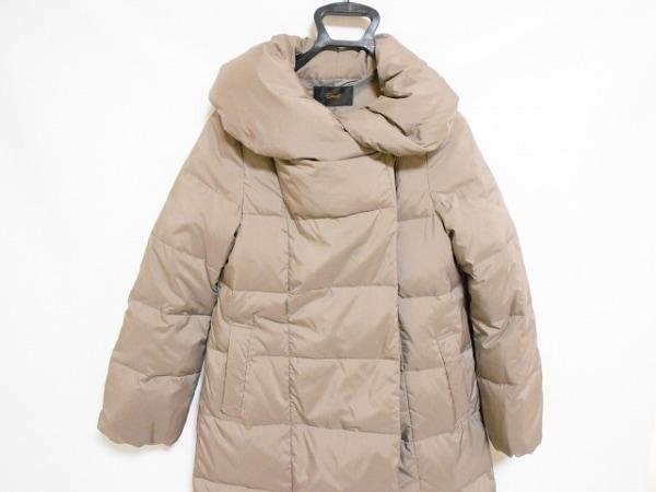ecruefil(エクリュフィル) ダウンコート サイズ3 L レディース グレー 冬物