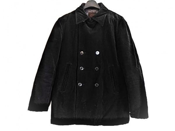 TAKEOKIKUCHI(タケオキクチ) コート サイズ3 L メンズ 黒 冬物