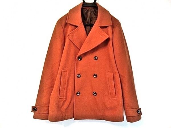 TK (TAKEOKIKUCHI)(ティーケータケオキクチ) コート サイズXL メンズ オレンジ 冬物