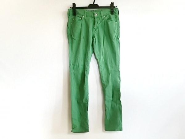 MUVEIL WORK(ミュベールワーク) パンツ サイズ36 S レディース グリーン