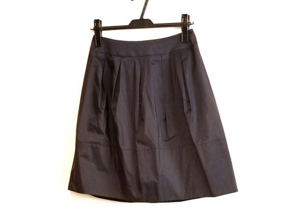 NARACAMICIE(ナラカミーチェ) スカート サイズ1 S レディース ネイビー