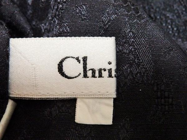 ChristianDior(クリスチャンディオール) 長袖シャツブラウス サイズM レディース 黒