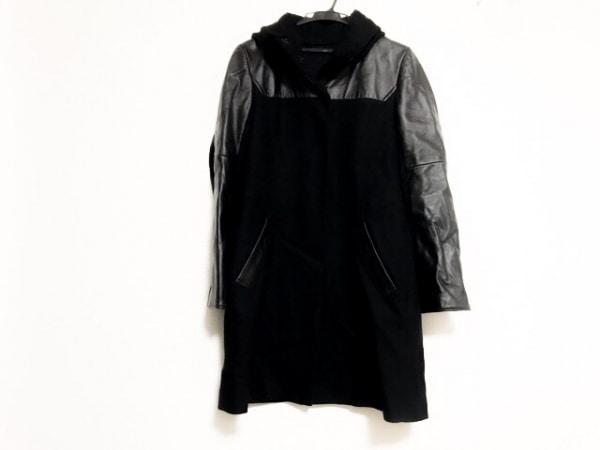 Gabardine K.T(ギャバジンケーティ) コート サイズ9 M レディース美品  黒