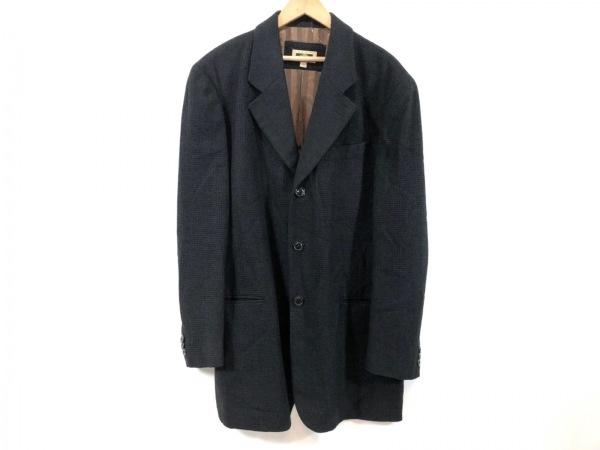 JOSEPHABBOUD(ジョセフアブード) ジャケット サイズLL メンズ美品  黒
