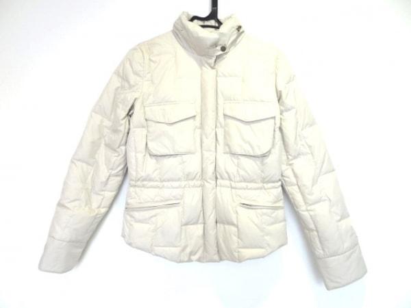 MARELLA(マレーラ) ダウンコート サイズ36 S レディース ベージュ 冬物/中綿