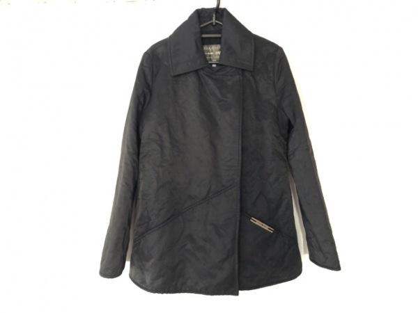 KRIZIA JEANS(クリッツィアジーンズ) コート サイズ42(I) M レディース 黒 冬物