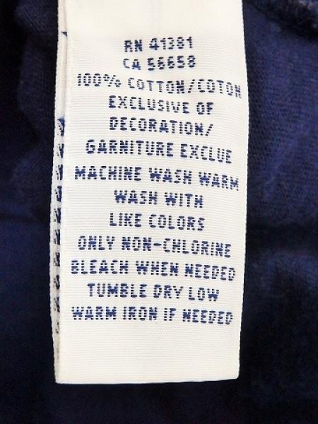 POLObyRalphLauren(ポロラルフローレン) 半袖Tシャツ サイズS メンズ ダークネイビー