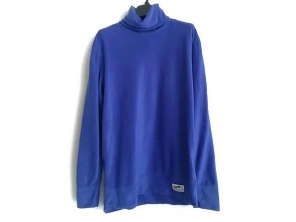 THEATRE PRODUCTS(シアタープロダクツ) 長袖セーター サイズ9 M レディース ブルー