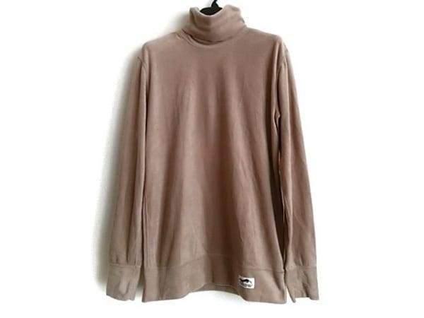 シアタープロダクツ 長袖セーター サイズ9 M レディース ライトブラウン