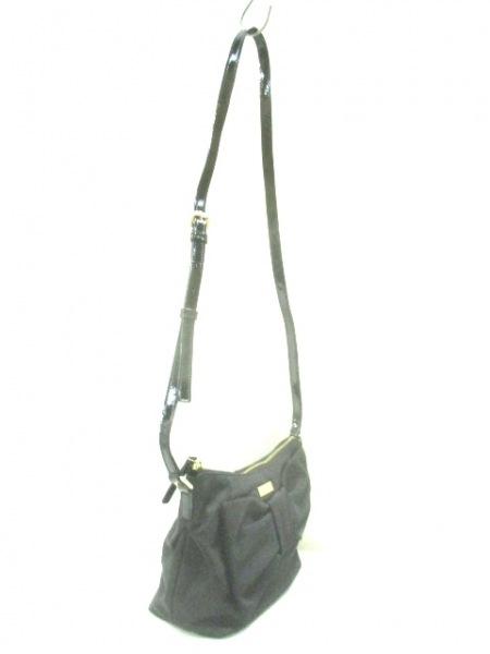 ケイトスペード ショルダーバッグ ペタルドライブネッラ PXRU5273 黒 リボン