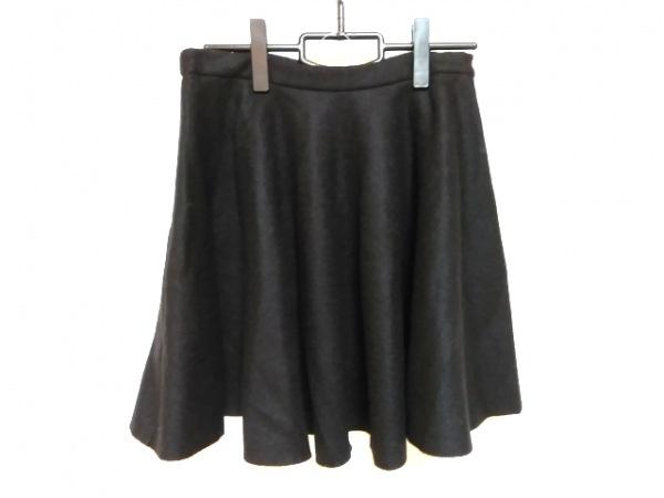 MSGM(エムエスジィエム) スカート サイズ44 L レディース新品同様  黒