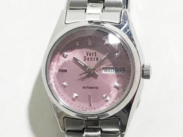 Vert Dense(ヴェールダンス) 腕時計 Vert Dense 6651-S82434 レディース 裏スケルトン