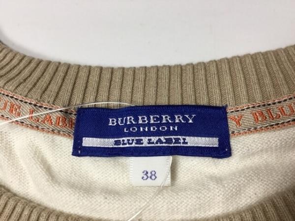 Burberry Blue Label(バーバリーブルーレーベル) 長袖セーター サイズ38 M レディース