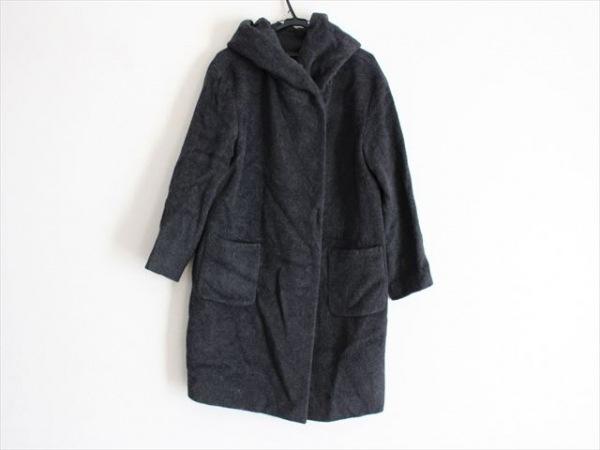 Gabardine K.T(ギャバジンケーティ) コート サイズ11 M レディース ダークグレー 冬物