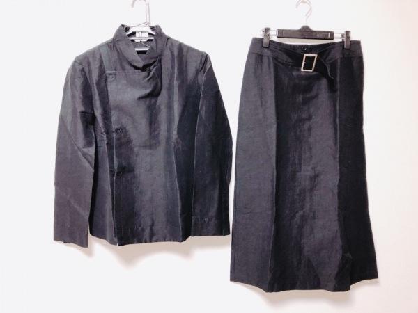 KEIKO KISHI(ケイコキシ) スカートセットアップ サイズ2 M レディース美品  黒