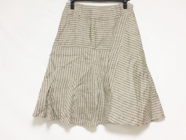 io comme io(イオコムイオ センソユニコ) ロングスカート サイズ38 M レディース美品