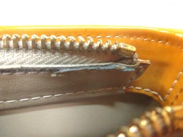 ルイヴィトン トートバッグ モノグラムヴェルニ ヒューストン M91004 ソフトベージュ