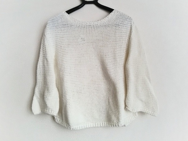 Plage(プラージュ) 長袖セーター レディース美品  アイボリー