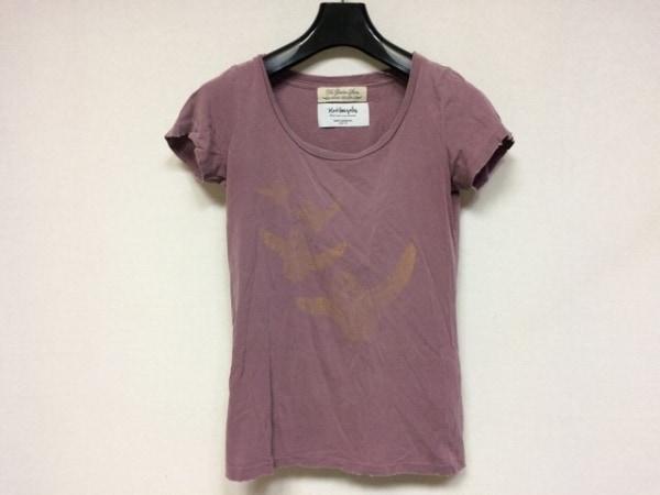 REMI RELIEF(レミ レリーフ) 半袖Tシャツ サイズF レディース パープル MarkGonzales