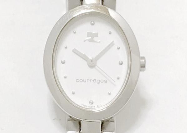 COURREGES(クレージュ) 腕時計 Y151-0AJ0 レディース 白