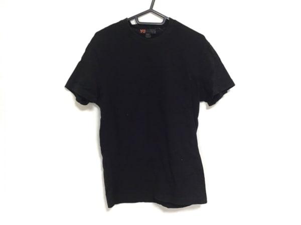 Y-3(ワイスリー) 半袖Tシャツ サイズXS/TP XS レディース 黒