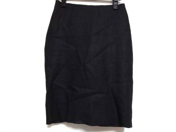 DEUXIEME CLASSE(ドゥーズィエム) スカート サイズ36 S レディース美品  黒 フリル