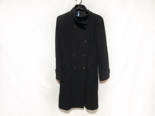 GALERIE VIE(ギャルリーヴィー) コート レディース美品  黒 冬物/ロング丈