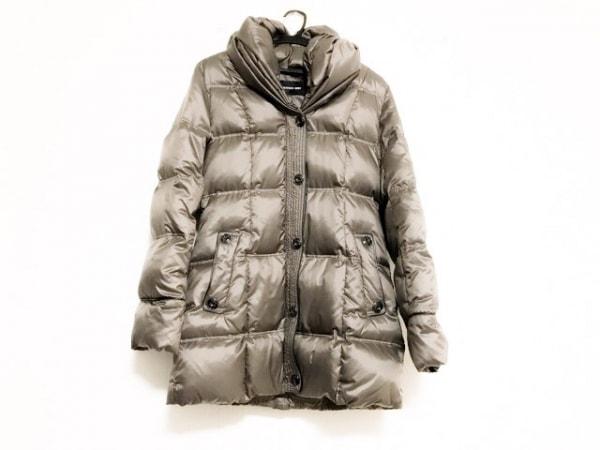 MAYSON GREY(メイソングレイ) ダウンコート サイズ2 M レディース美品  ブラウン 冬物