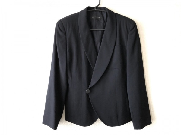 JURGEN LEHL(ヨーガンレール) ジャケット レディース新品同様  黒