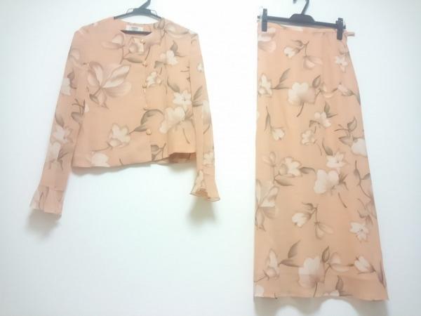 Ungaro(ウンガロ) スカートセットアップ サイズ9 M レディース 花柄