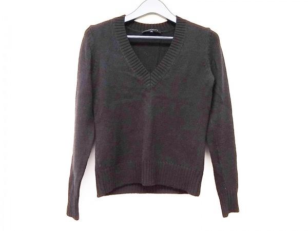 theory(セオリー) 長袖セーター サイズ2 S レディース 黒