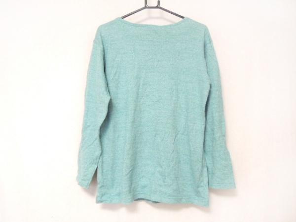 Lacoste(ラコステ) 長袖Tシャツ サイズ42 L レディース美品  ライトブルー