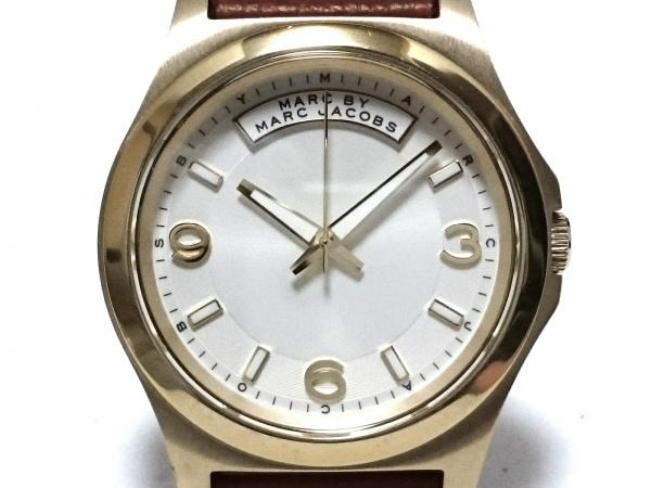 MARC BY MARC JACOBS(マークジェイコブス) 腕時計 MBM1261 レディース アイボリー