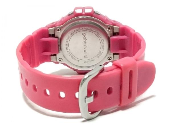 CASIO(カシオ) 腕時計 G-shock mini GMN-590 レディース 白