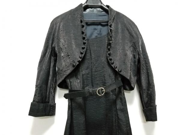 EPRISE(エプリス) ワンピーススーツ レディース 黒