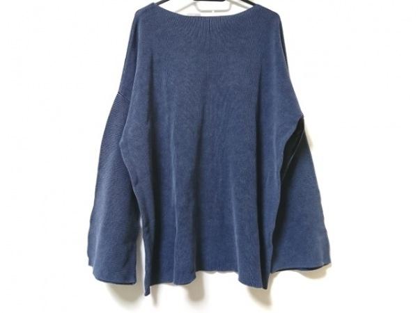 demylee(デミリー) 長袖セーター サイズS メンズ ネイビー cotton