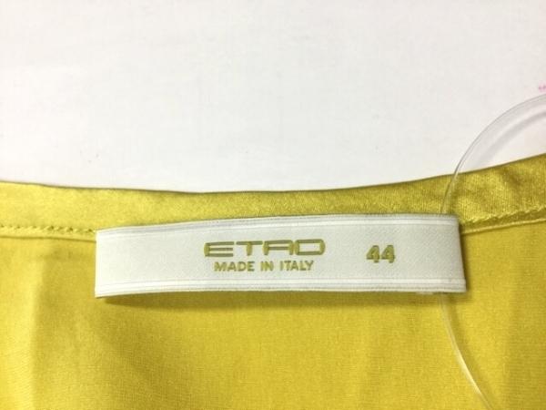 ETRO(エトロ) ノースリーブカットソー サイズ44 L レディース新品同様  イエロー