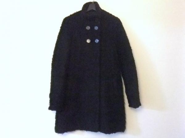 moussy(マウジー) コート サイズ2 M レディース 黒 冬物