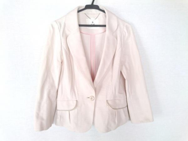 ef-de(エフデ) ジャケット サイズ13 L レディース ピンク