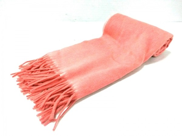 KOOKAI(クーカイ) マフラー美品  ピンク カシミヤ