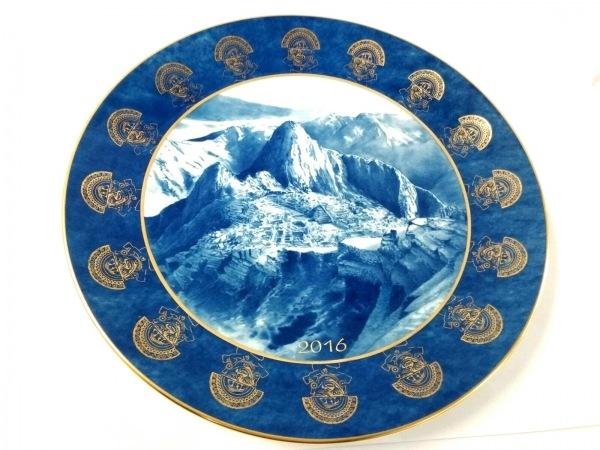 Meissen(マイセン) 小物美品  白×ブルー×ゴールド 陶器