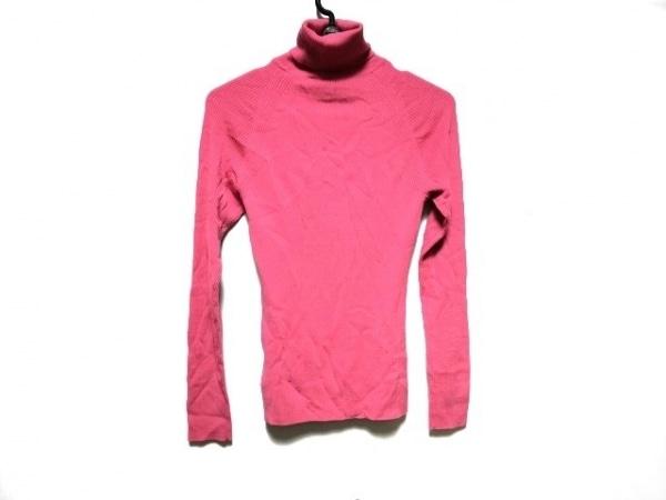 ユマエストネーション 長袖セーター サイズ38 M レディース美品  ピンク